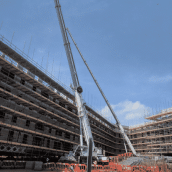 Turnkey Contract Lifting Project Example 1