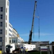 Turnkey Contract Lifting Project Example 3
